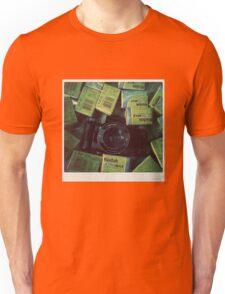 Lomography time Unisex T-Shirt