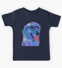 Hipster Dog Kids Clothes