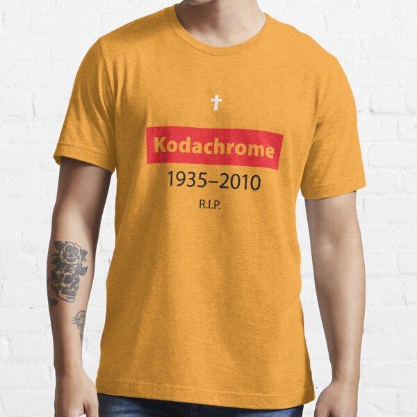 R.I.P. Kodachrome Essential T-Shirt