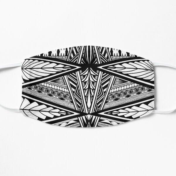 Tapa patterns  Flat Mask