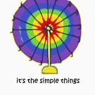 Simple Things - Ferris Wheel by Jon Winston
