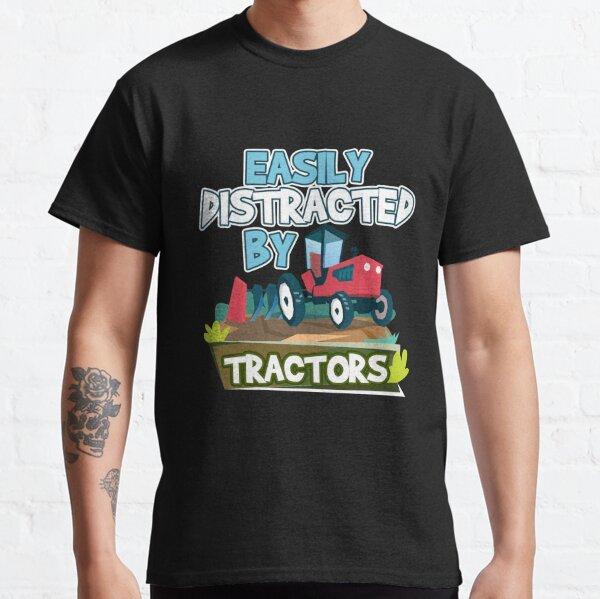 Children Kids boys tractor farming t-shirt Keep calm I own a McCORMICK