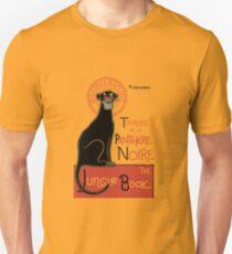 Panthère Noir Unisex T-Shirt