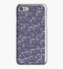 Moon Emoji Pattern  iPhone Case/Skin