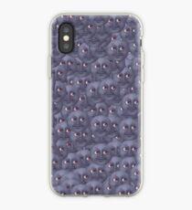 Moon Emoji Pattern  iPhone Case