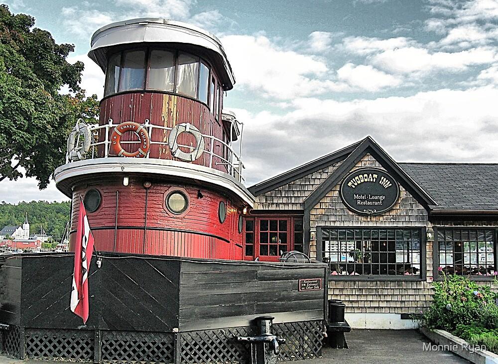 Tugboat Repurposed by Monnie Ryan