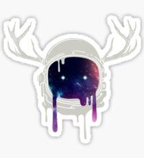 Spaceman Sticker