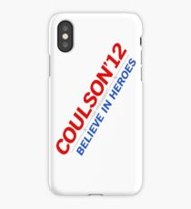 Coulson 2012 iPhone Case/Skin