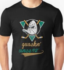 Mighty Ducks  Slim Fit T-Shirt