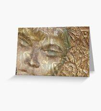 Namaka the Sea Goddess Greeting Card