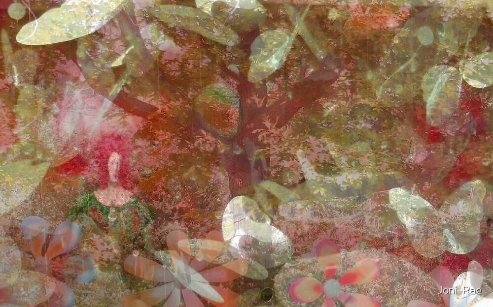 Princess Penelope's Royal Garden by Joni  Rae