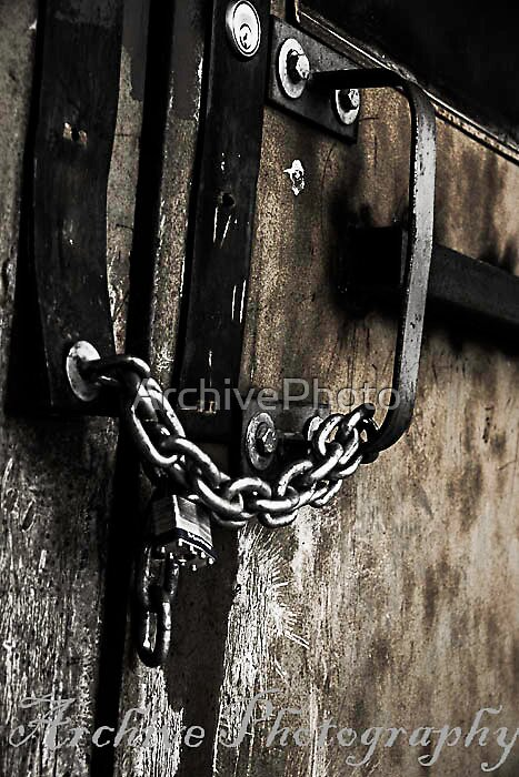Locked Out by ArchivePhoto