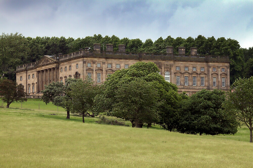 Wentworth Castle, Barnsley by Andrew Cooper