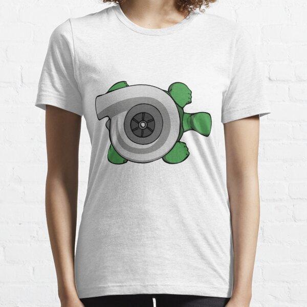 Turbo Turtle Essential T-Shirt