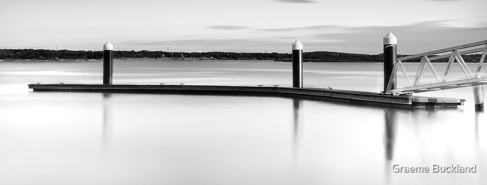 Floating - Ocean Grove by Graeme Buckland