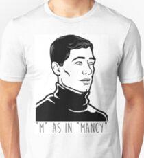 Archer - M AS IN MANCY T-Shirt