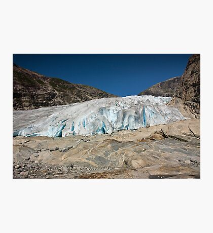 Glacier 1 Photographic Print