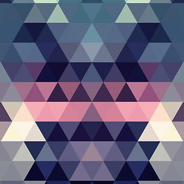 Dreiecksraum von expo