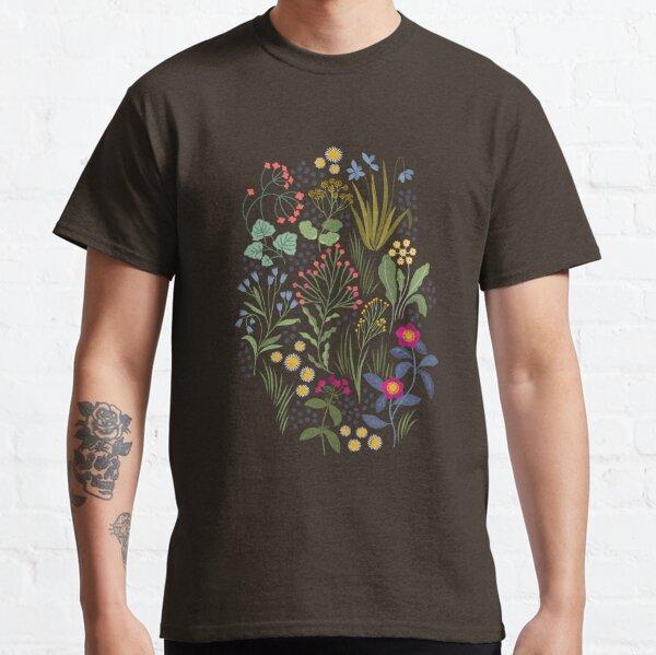 Botanical study Classic T-Shirt