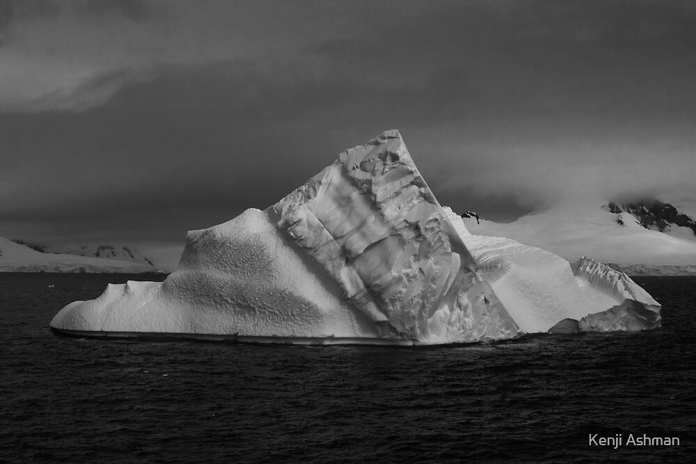 Iceberg by Kenji Ashman