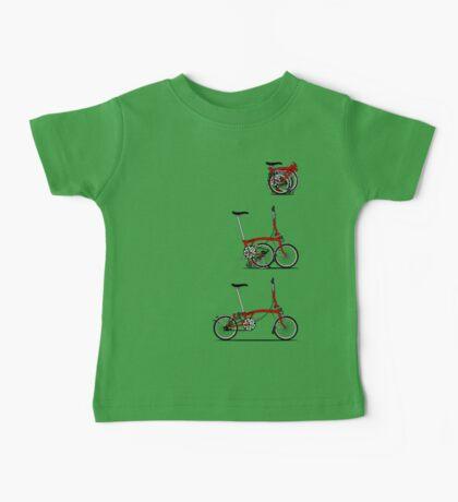I Love My Folding Brompton Bike Kids Clothes