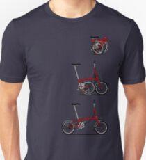 I Love My Folding Brompton Bike Unisex T-Shirt