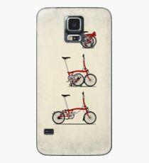 I Love My Folding Brompton Bike Case/Skin for Samsung Galaxy