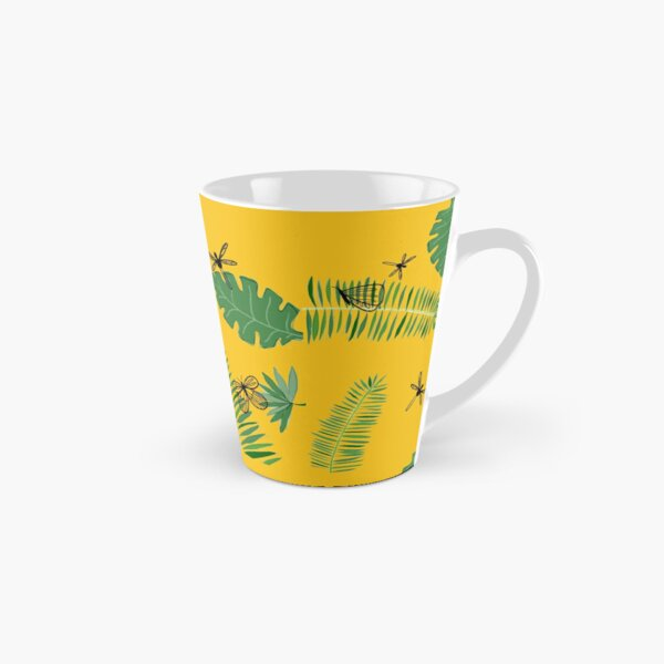 Buzz in the jungle (Yellow) Tall Mug