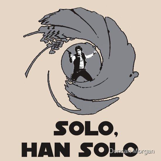 TShirtGifter presents: Solo, Han Solo