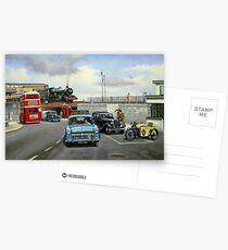 Dawlish summer. Postcards