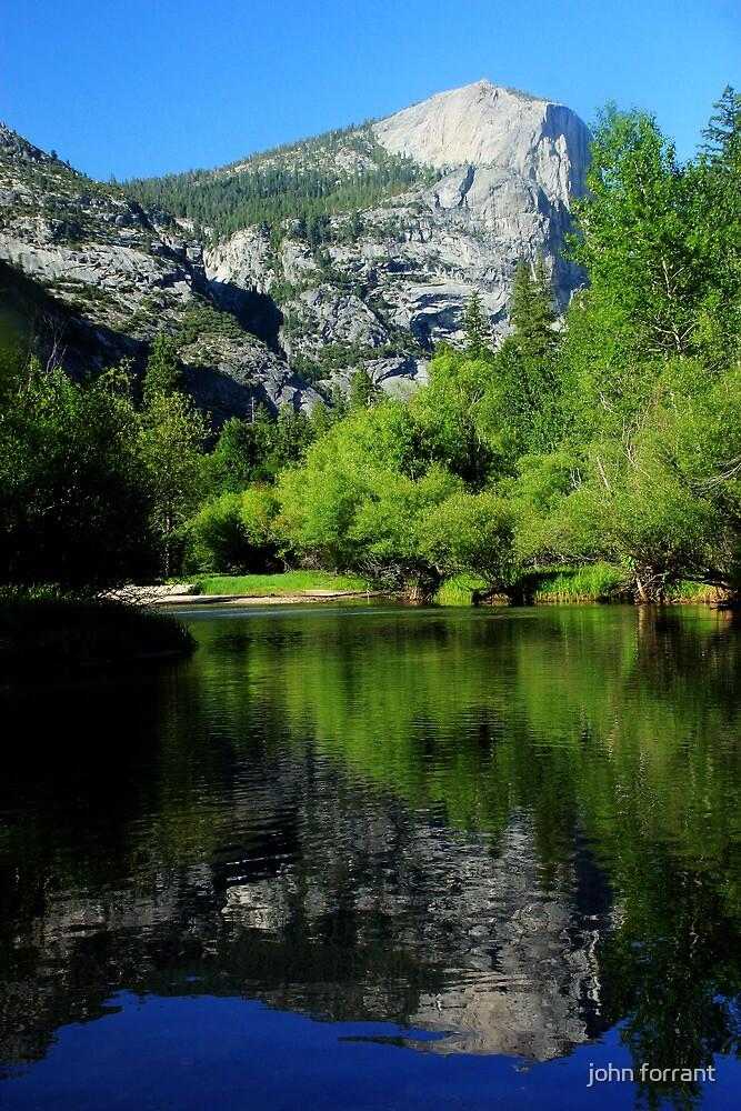 Mirror Lake: Yosemite NP by john forrant
