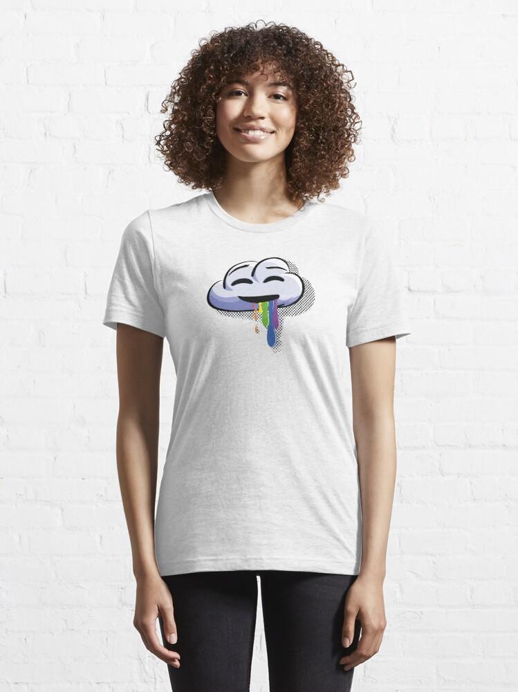Alternate view of DROLING CLOUD Essential T-Shirt