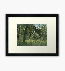 Plein Air 4 Framed Print