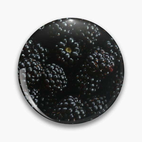 Darker The Berry Sweeter The Juice Pin