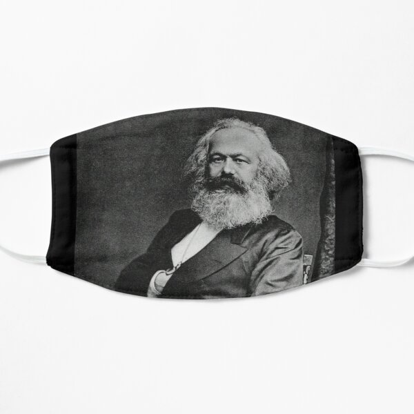 Karl Marx (best quality) Mask
