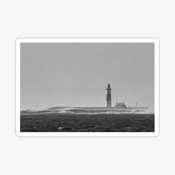 Lighthouse on Iniseer, Aran Islands. Sticker