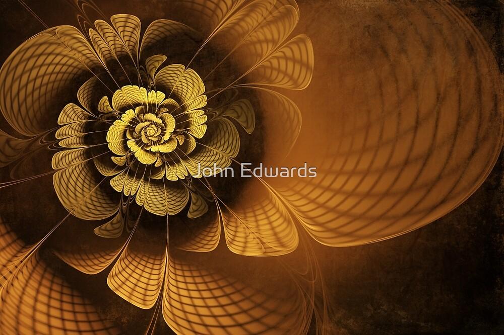 Gilded Flower by John Edwards