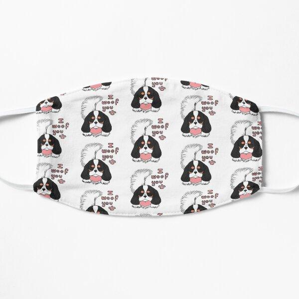 Cavalier King Charles Spaniel - Tri Mask