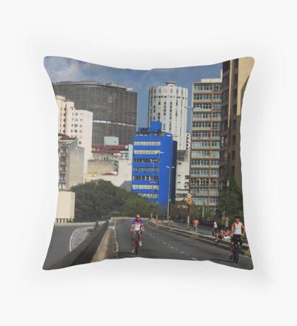 Sao Pauloe Throw Pillow