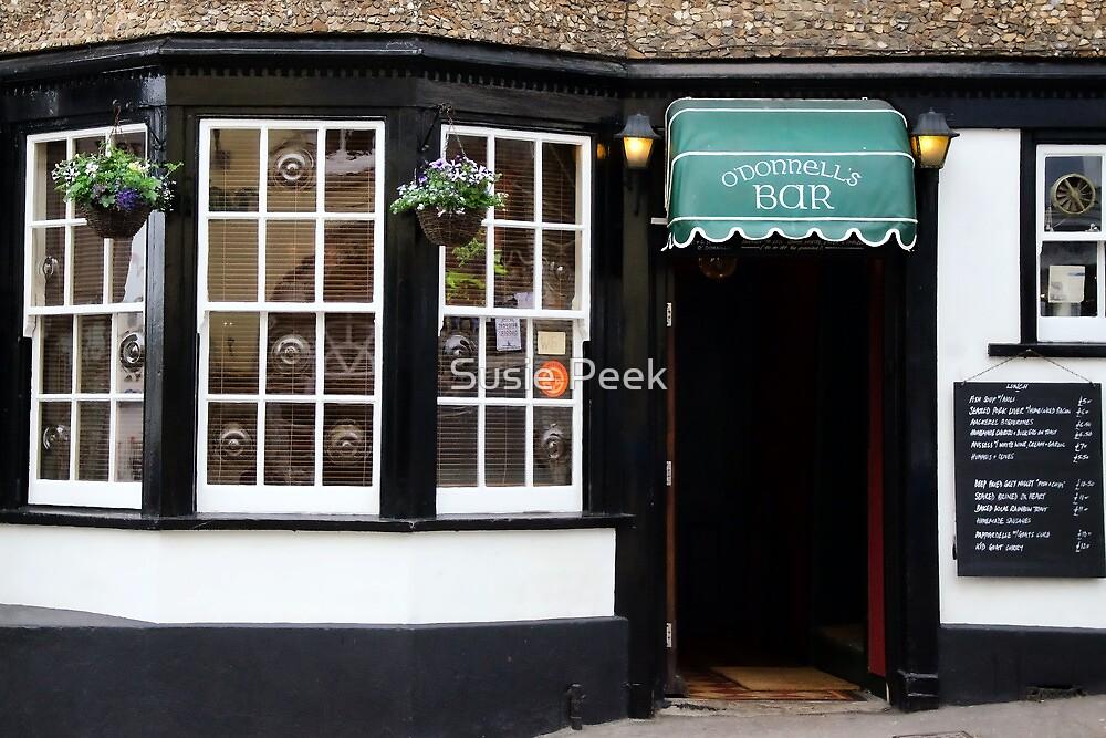 O'Donnell's Bar ~ Volunteer Inn by Susie Peek