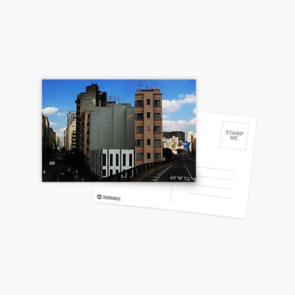 Sao Paulo Postcard