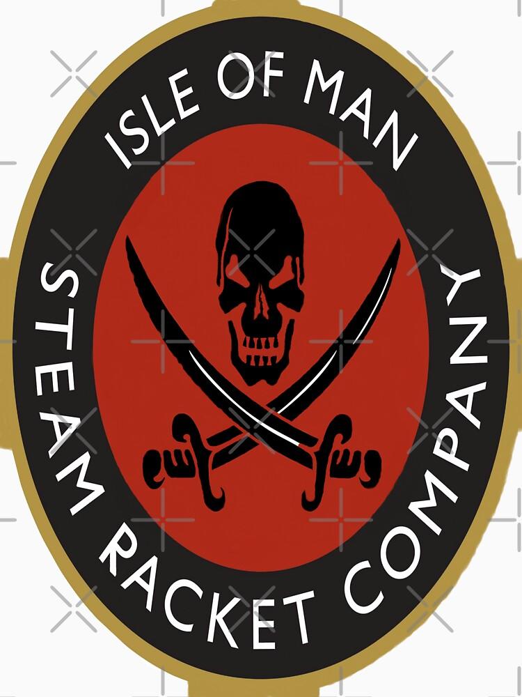 Isle of Man Steam Racket  by skanner30
