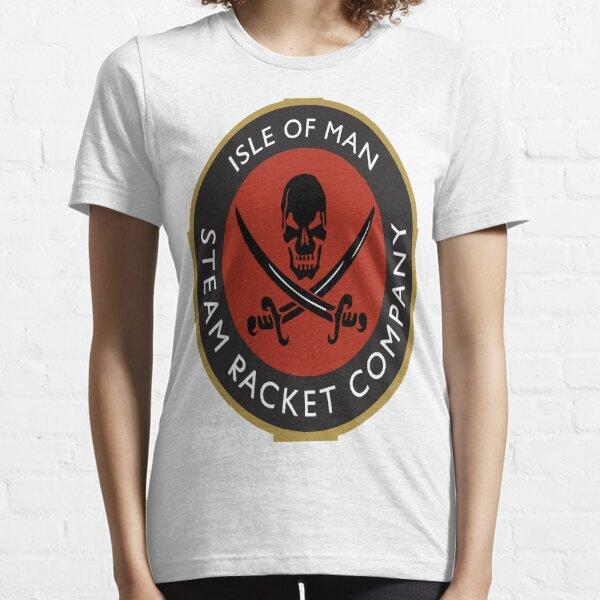 Isle of Man Steam Racket  Essential T-Shirt