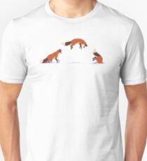 The Majestic Fox Unisex T-Shirt