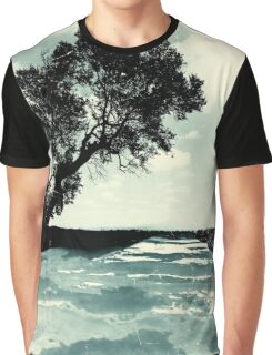 Sea of Clouds Graphic T-Shirt