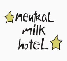 Neutral Milk Hotel (Everything Is)   Unisex T-Shirt
