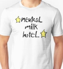 Neutral Milk Hotel (Everything Is) Slim Fit T-Shirt
