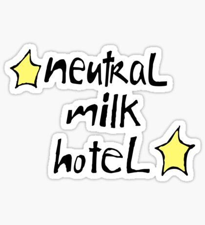 Neutral Milk Hotel (Everything Is) Sticker