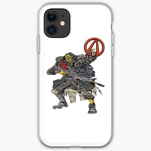 FL4K The Beastmaster Vault Symbol Borderlands 3 Rakk Attack! iPhone Soft Case