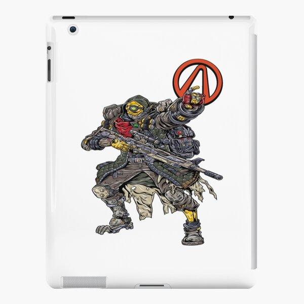 FL4K The Beastmaster Vault Symbol Borderlands 3 Rakk Attack! iPad Snap Case